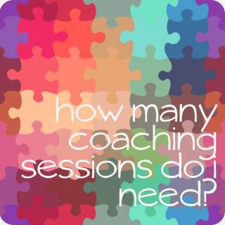 how many life coaching sessions do i need