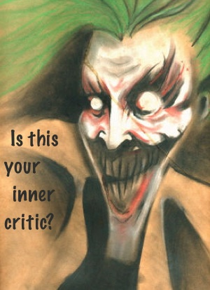 Is this your inner critic? The Joker