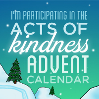 Acts of Kindness Advent Calendar