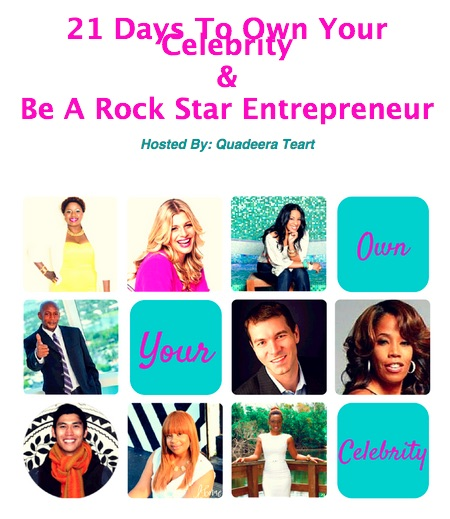Own Your Celebrity Event